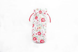 Red, pink and white Cath Kidston brolly bag