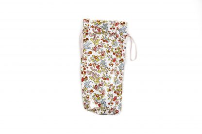 Liberty pink floral print brolly bag