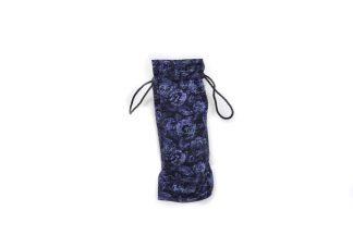Liberty blue and green print brolly bag