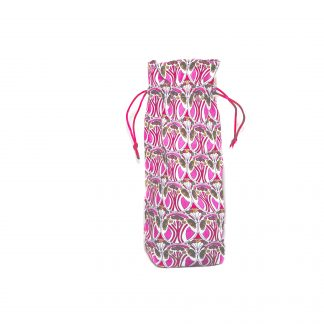 Art Deco Pink brolly bag
