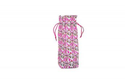 Art Deco Pink brolly bag