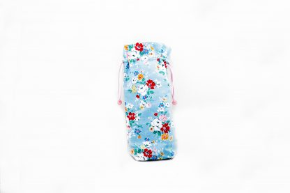 Blue floral Cath Kidston brolly bag