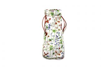 Botanical brolly bag