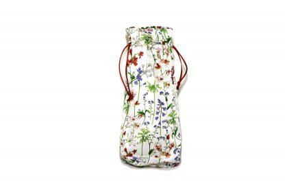 Botanical brolly bag