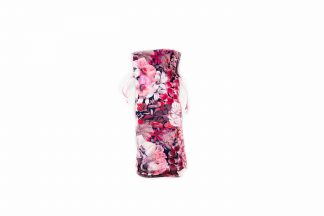 Floral bouquet brolly bag